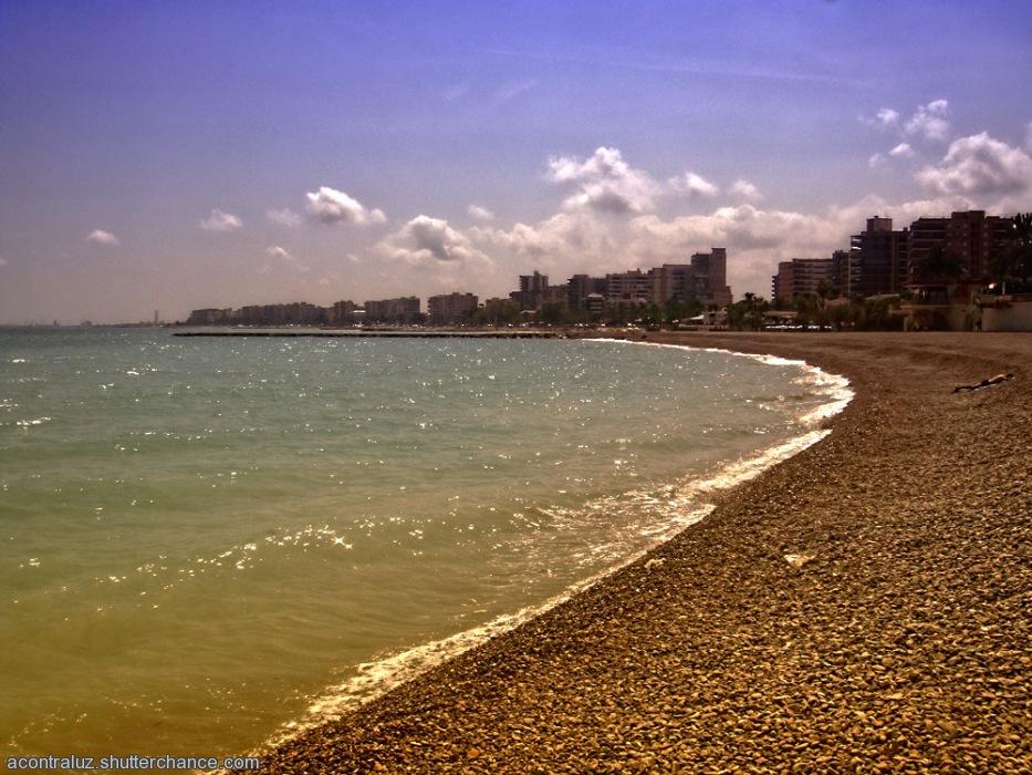 photoblog image Playa Els Terrers de Benicassim